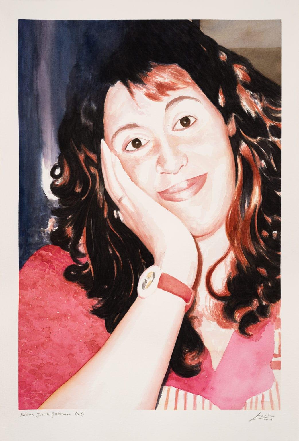 Andrea Judith Guterman - 28 años