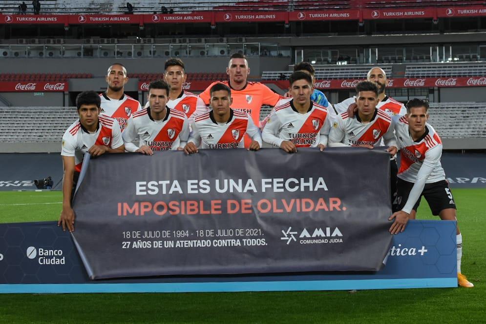 """AMIA y la Liga Profesional de Fútbol Argentino: """"Somos todos del mismo equipo"""""""